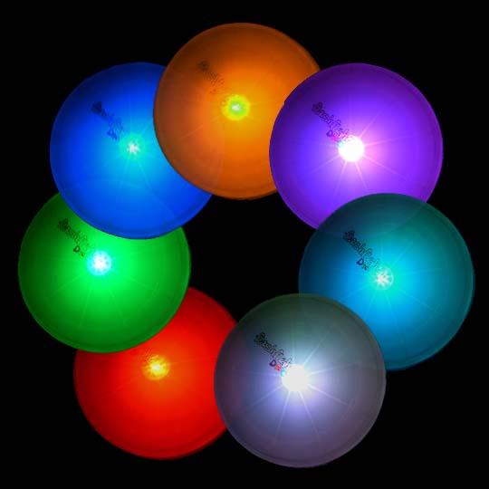 Flashflight Light Up Led Flying Disc Made By Nite Ize Inc