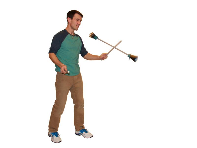 Juggling Sticks