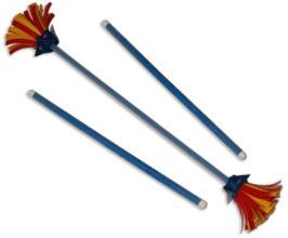 Majestix juggling sticks made by Jolly Lama